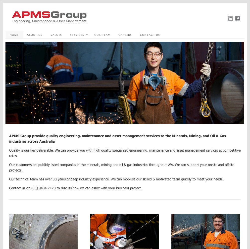 APMS Group Perth