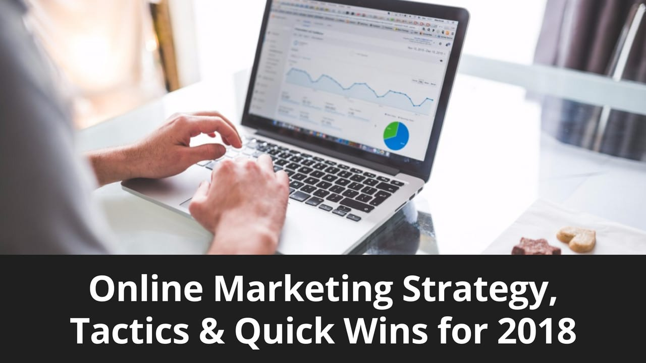 Small Business Online Marketing Strategy 1 2020