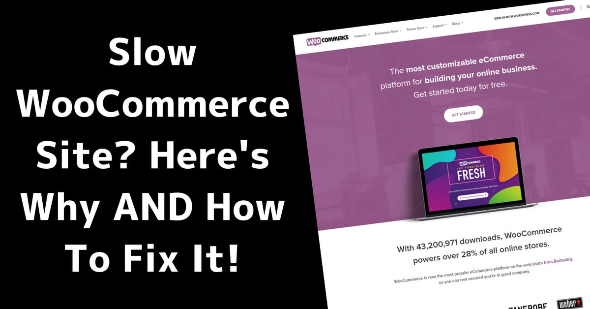 WooCommerce Speed Up & Optimization Guide - How To Fix Your Slow Woocommerce Site 8 2020