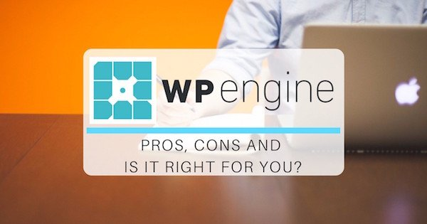 Unboxing Review WordPress Hosting WP Engine