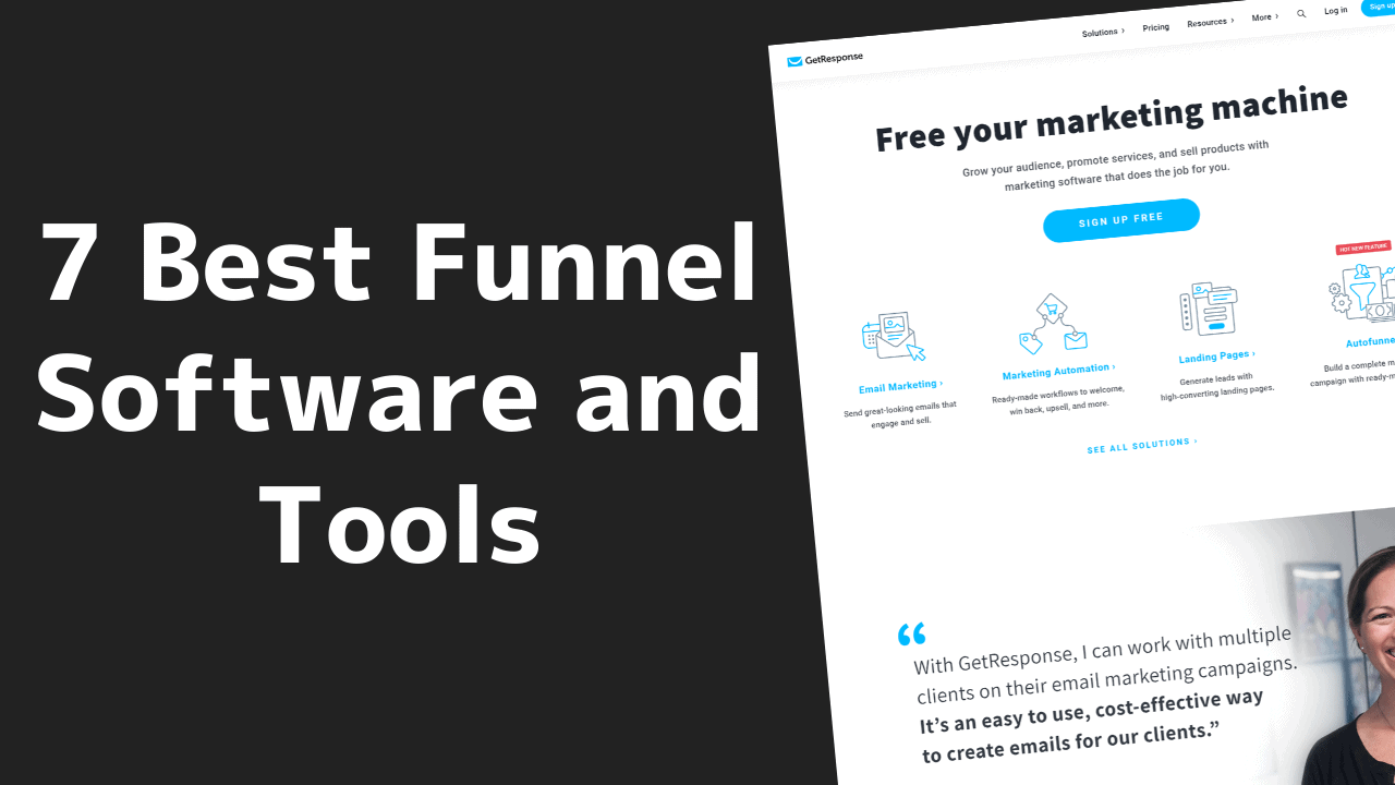 The BEST Funnel Software & Tools in 2020
