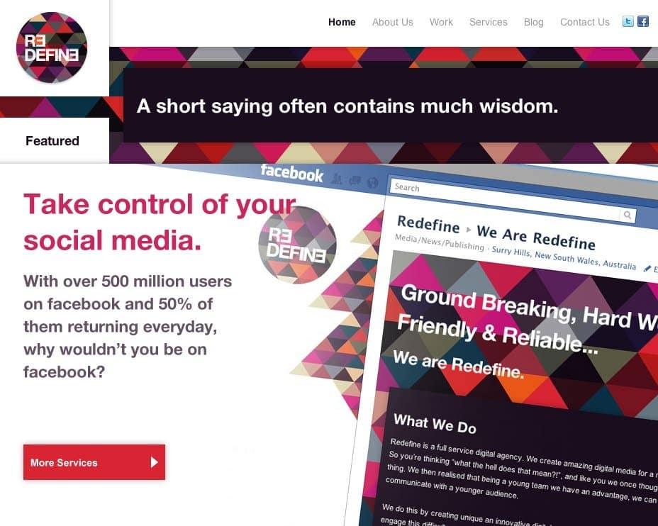 Redefine - Digital Agency Sydney