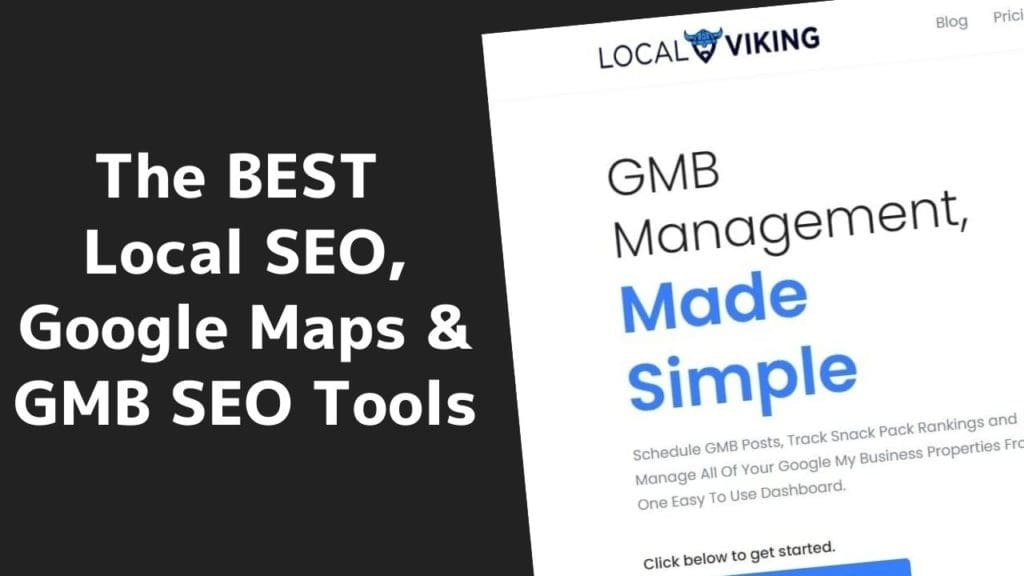 The BEST Local SEO & GMB Tools