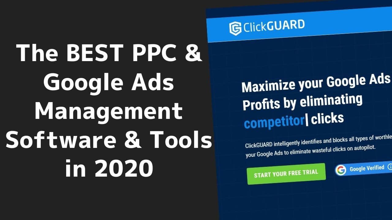 The BEST PPC Management Software & Tools