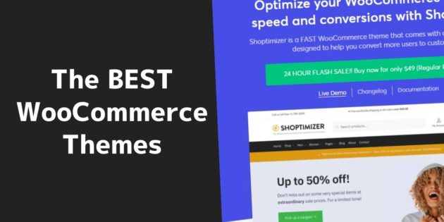 The Best Themes for WooCommerce