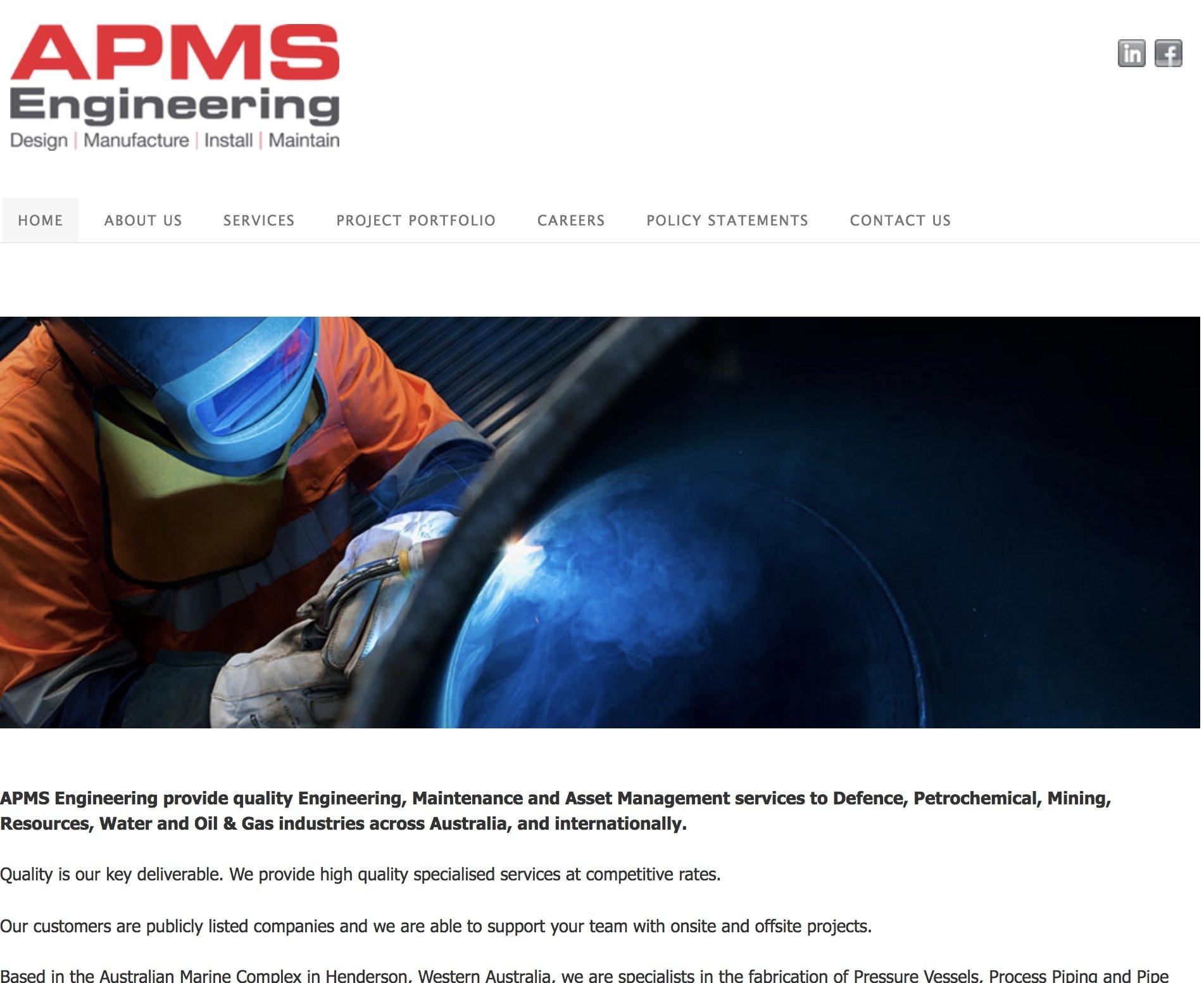 APMS Engineering