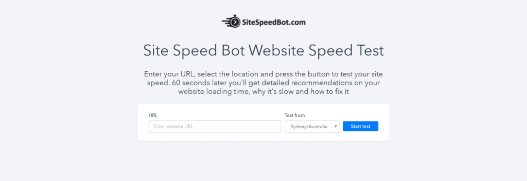 The BEST Website Speed Test Tools 5 2020