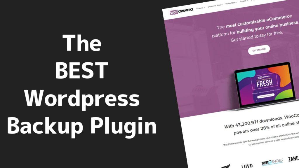 The BEST Backup Plugin For WordPress?
