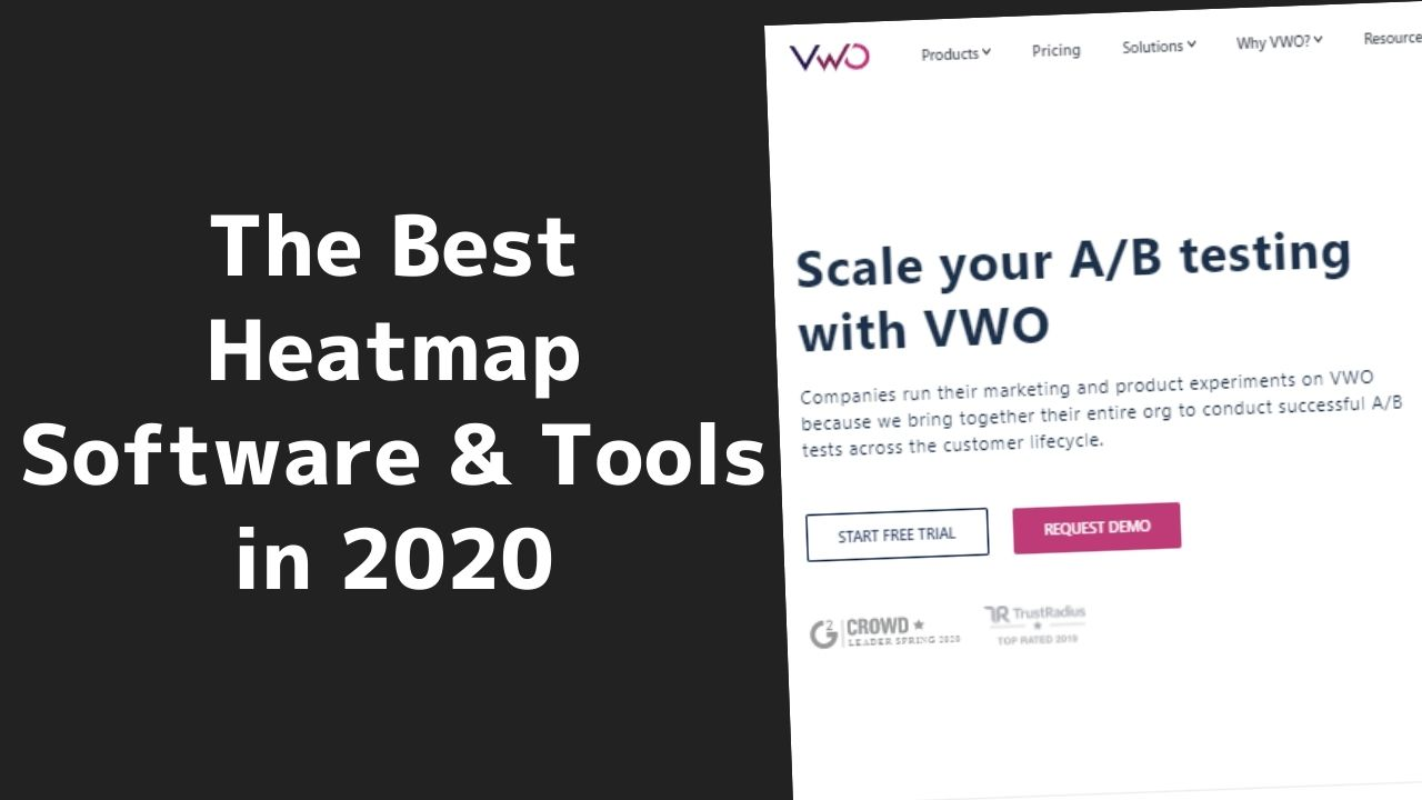 The Best Heatmap Software & Tools in 2020 1 2020