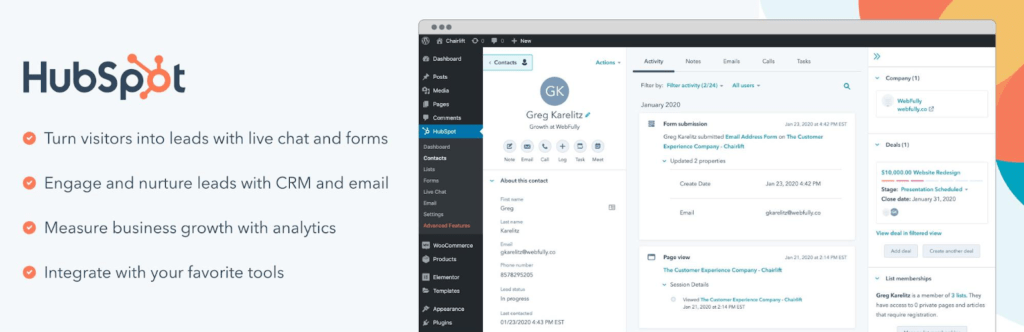 Best WordPress Contact Form Plugins (Free and Paid) 11 2020