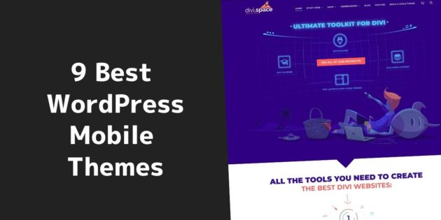 9 Best WordPress Mobile Themes (2020) 47 2020