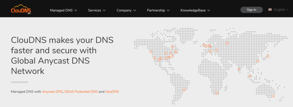 Best DNS Hosting Providers (Free and Paid) 17 2020