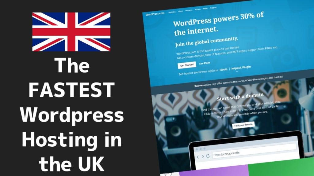 Fastest Wordpress Hosting in the UK 1 2020