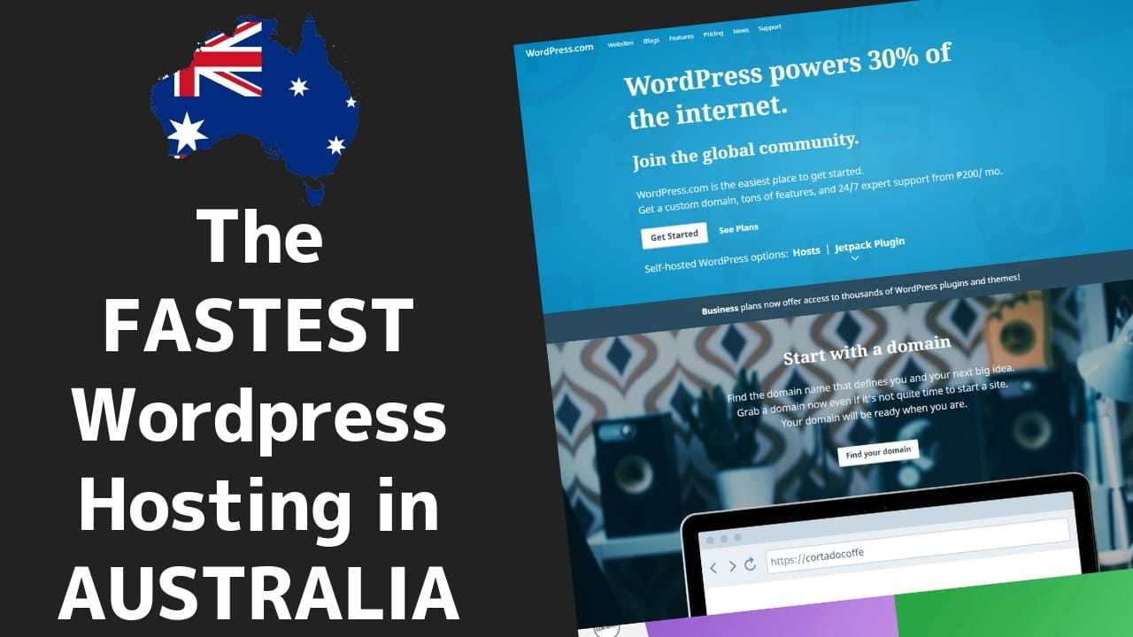 Fastest Australian-Based WordPress Hosting