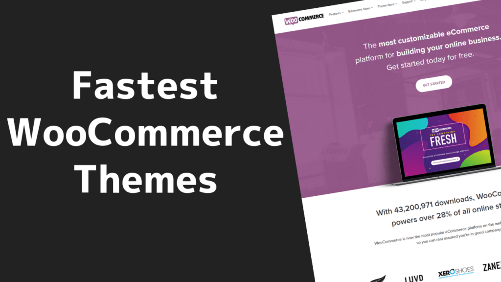 The Fastest & BEST WooCommerce Themes in 2020 (FREE & Paid) 20 2020