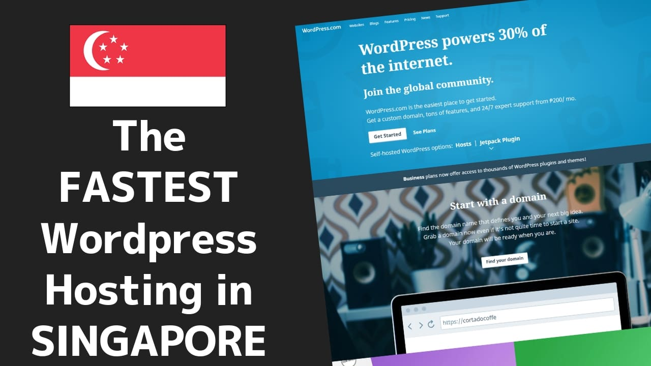Fastest Singapore WordPress Hosting