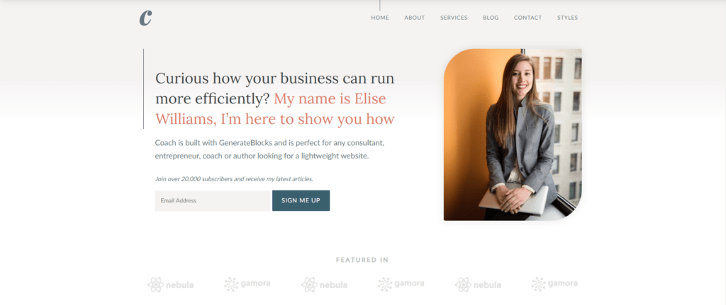 GeneratePress WordPress Theme Review - The Best Choice in 2020? 19 2020