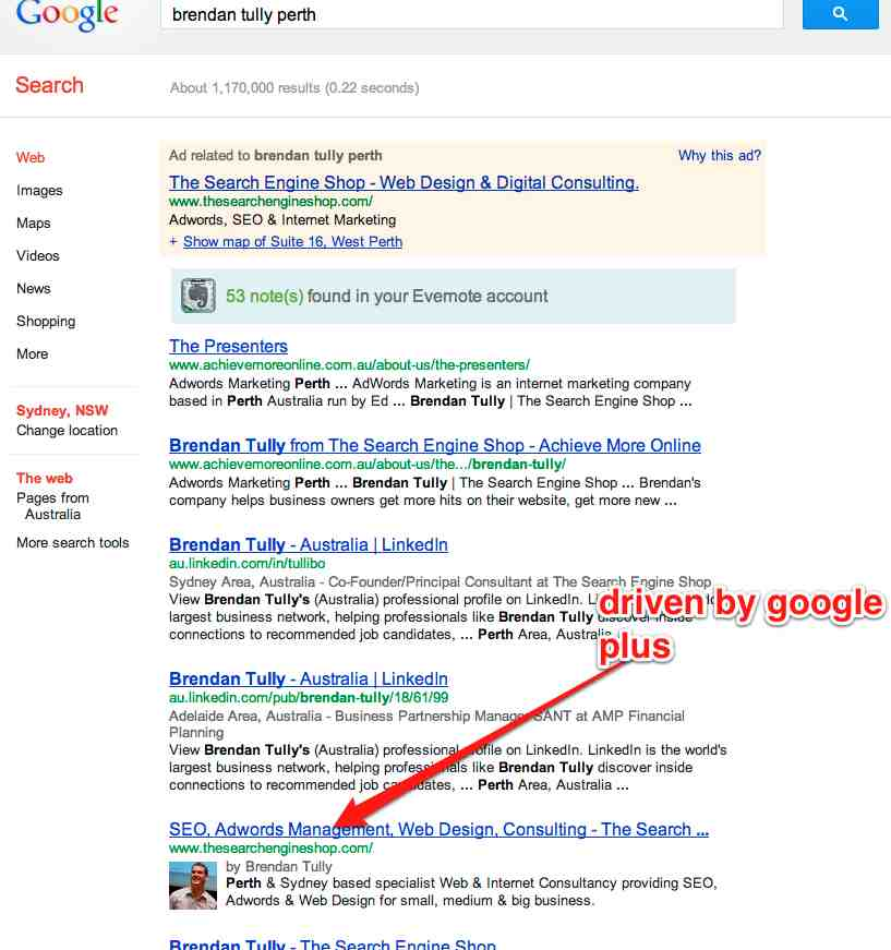 Taking Advantage of and Using Google Plus in Small Business