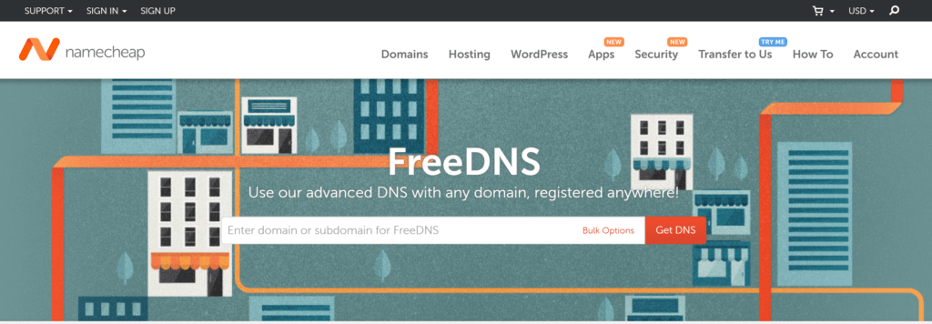 Best DNS Hosting Providers (Free and Paid) 7 2020