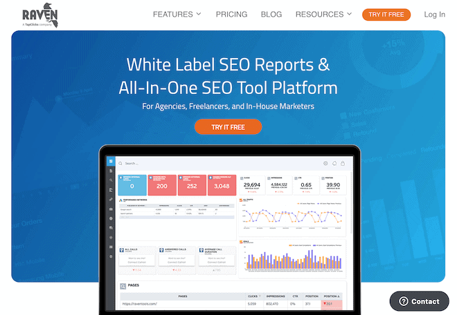 Best Website Reporting Tools for SEO, Performance & KPIs 9 2020