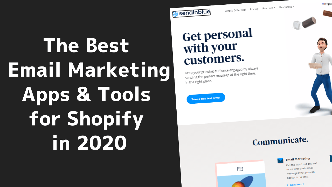 The Best Email Marketing Apps & Tools for Shopify in 2020 1 2020
