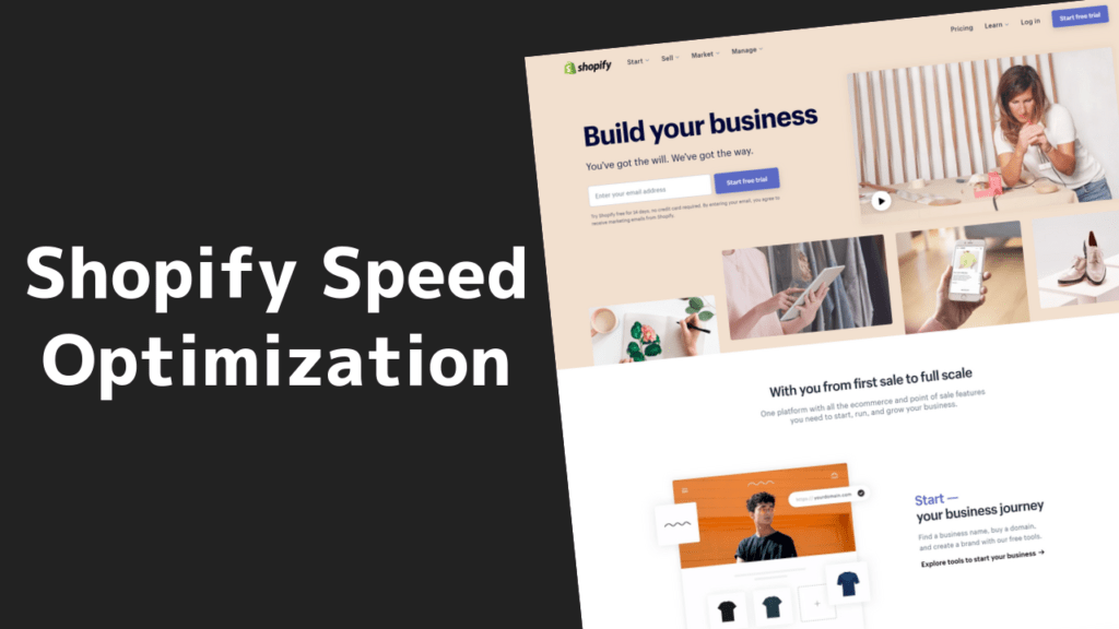 Shopify Site Speed Optimization