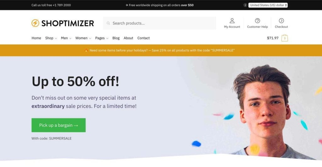 The Fastest & BEST WooCommerce Themes in 2020 (FREE & Paid) 22 2020