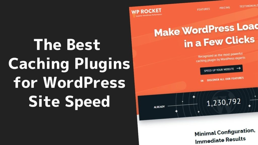 The Best Caching Plugins for WordPress Site Speed 3 2020