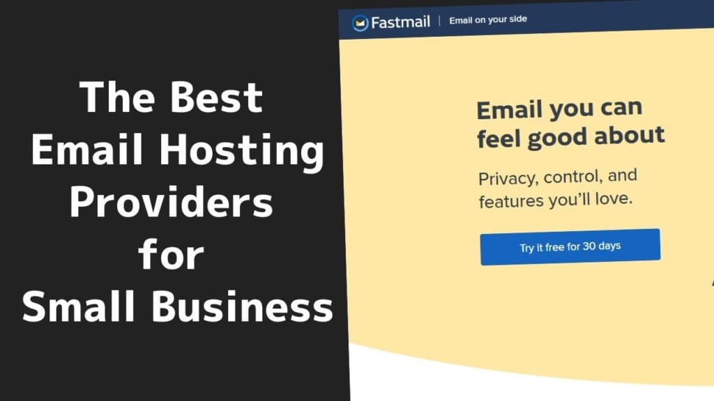 The BEST Email Hosting Providers for Small Business in 2020 3 2020