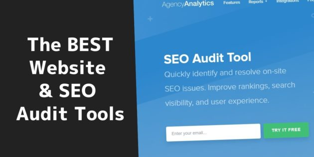 The Best SEO & Website Audit Tools & Software in 2020 10 2020