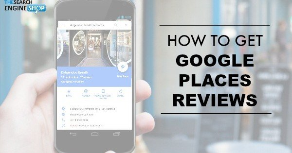 How to get Google Places reviews 1 2020