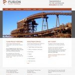 New Website Build – Oil, Gas & Resources industry