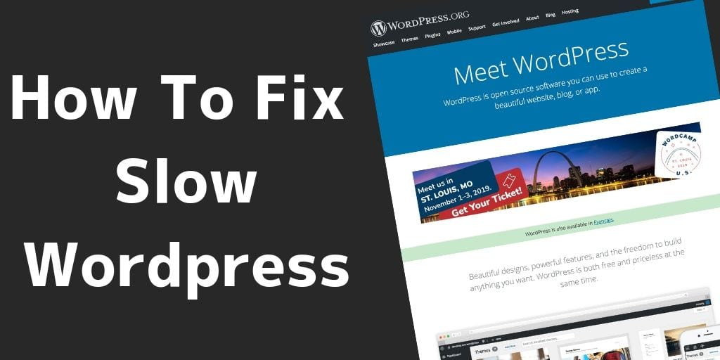 Wordpress Slow? Here's Why AND How To Fix It! (QUICK